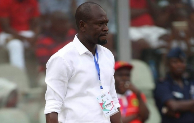 Unhappy CK Akonnor confirms 'there's misunderstanding at Kotoko'
