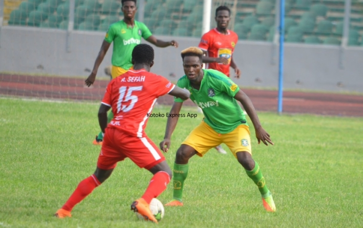 Fataw Abdul Raman eyes more goals for Aduana Stars
